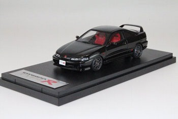 1/43 Honda Integra Type R 98 spec (DC2) Carbon Bonnet Starlight Black Pearl(Back-order)(1/43 ホンダ インテグラ Type R 98 spec (DC2) カーボンボンネット スターライト ブラックパール)