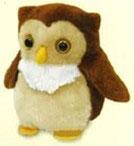 Manekko Series - Manekko Fukurou (Owl)(Released)(まねっこシリーズ まねっこ福来朗)