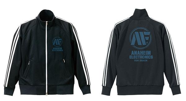 機動戦士Zガンダム アナハイムジャージ/ブラック×ホワイト-XL(再販)[コスパ]《02月予約》