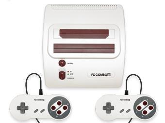 FC COMBO II (Famicon' Super Famicon Compatible)(Released)(エフシーコンボ2(FC COMBOII)(ファミコン・スーパファミコン互換機))