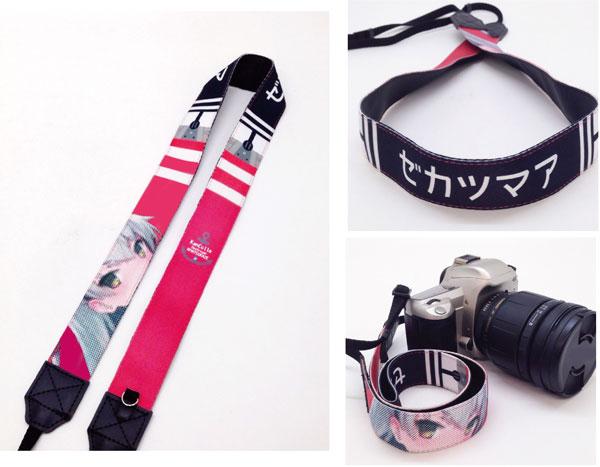 Kantai Collection -Kan Colle- Camera Strap - Amatsukaze (Released)(艦隊これくしょん -艦これ- 天津風 カメラストラップ)