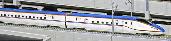 10-1266 E7系北陸新幹線「かがやき」 増結セットB(6両)[KATO]《取り寄せ※暫定》