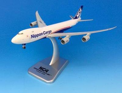 1/500 B747-8F NCA Nippon Cargo Airlines JA11KZ(Back-order)(1/500 B747-8F NCA 日本貨物航空 JA11KZ)