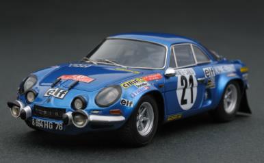【お年玉セール特価】 1/43 Alpine A110 1/43 Renault A110 1800 (#21) 1973 Monte Carlo[ヘッドライナー]《在庫切れ》 Carlo[ヘッドライナー]《在庫切れ》, ふとん館HAPPYHOME:fd769746 --- kventurepartners.sakura.ne.jp
