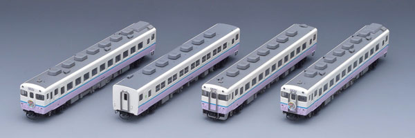 92583 JR キハ58系急行ディーゼルカー(たかやま)基本セット(4両)[TOMIX]《取り寄せ※暫定》