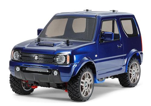 1/10 電動RCカーシリーズ No.614 スズキ ジムニー (JB23)(MF-01 Xシャーシ)[タミヤ]《取り寄せ※暫定》