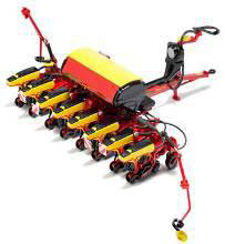 1/32 農耕機ダイキャストモデル Vaderstad Tempo F8 Seeding impllement[USK Scalemodels]《取り寄せ※暫定》