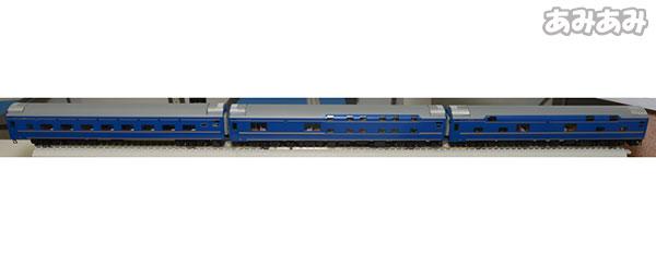 HO-9011 JR 24系25形(北斗星・JR東日本仕様)増結セット (3両)[TOMIX]【送料無料】《取り寄せ※暫定》