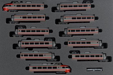 10-1284 小田急ロマンスカー・NSE(3100形) 〈冷房増設タイプ〉11両セット[KATO]《取り寄せ※暫定》