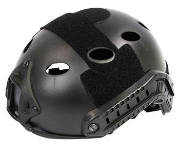 GHOST GEAR PJヘルメット BK[ライラクス]《取り寄せ※暫定》