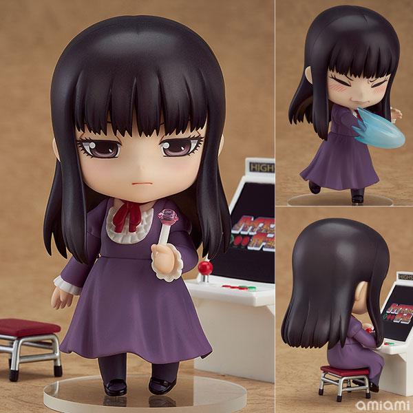 Nendoroid - High Score Girl: Akira Oono(Released)(ねんどろいど ハイスコアガール 大野晶)