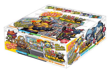 Youkai Watch - Sumikomi Plate -Fukuzatsuka suru Youkai Juutaku Jijou- [YS-02] 30Pack BOX(Released)(妖怪ウォッチ すみこみプレート -複雑化する妖怪住宅事情- [YS-02] 30パック入りBOX)