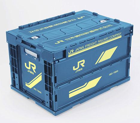 コレクターズコンテナ JR貨物 18D形 コンテナ(再販)[グルーヴガレージ]《02月予約》