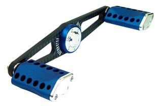 デトネーターD 100mm ランバス ブルー[DRESS]《取り寄せ※暫定》