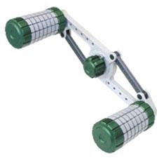 リボルバーS 80mm(右用) グリーン[DRESS]《取り寄せ※暫定》
