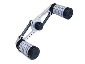 リボルバーS 80mm(左用) ブラック[DRESS]《取り寄せ※暫定》