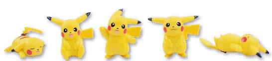 NOS-26 NoseChara - Pocket Monster: Pikachu(Back-order)(NOS-26 のせキャラ ポケットモンスター ピカチュウ)
