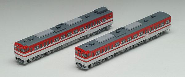 98014 JR キハ47 500形ディーゼルカー(新潟色・赤)セット(2両)(再販)[TOMIX]《発売済・在庫品》