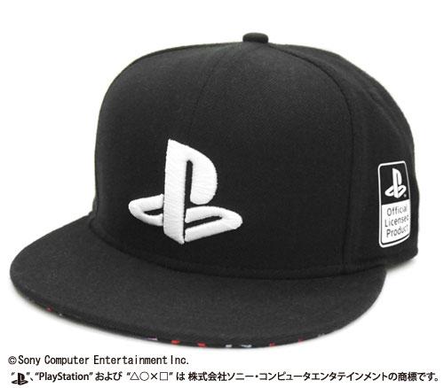 PlayStation Family Mark Embroidery Cap(Released)(プレイステーションファミリーマーク 刺繍キャップ)