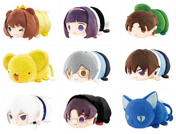 MochiMochi Mascot - Cardcaptor Sakura 9Pack BOX(Released)(もちもちマスコット カードキャプターさくら 9個入りBOX)