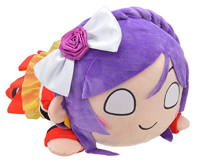 "Love Live! - Jumbo Nesoberi Plush ""Nozomi Tojo-SUNNY DAY SONG""(Released)(ラブライブ!ジャンボ寝そべりぬいぐるみ ""東條希-SUNNY DAY SONG"")"