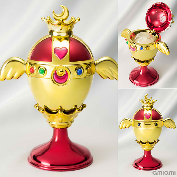 "PROPLICA - Rainbow Moon Chalice ""Sailor Moon S""(Released)(PROPLICA レインボームーンカリス 『美少女戦士セーラームーンS』)"
