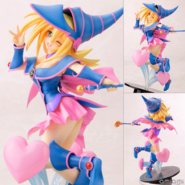 "[Bonus] Movie ""Yu-Gi-Oh!: The Dark Side of Dimensions"" - Movie Dark Magician Girl 1/7 Complete Figure(Released)(【特典】劇場版『遊☆戯☆王 THE DARK SIDE OF DIMENSIONS』 劇場版 ブラック・マジシャン・ガール 1/7 完成品フィギュア)"