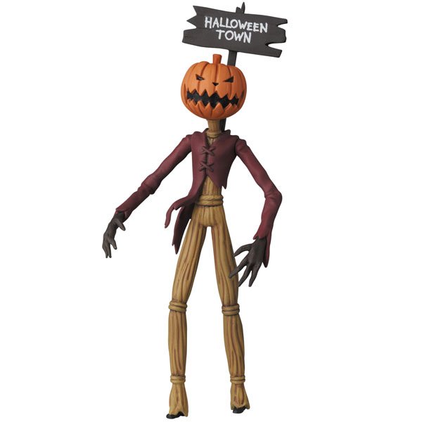 ultra detail figure no278 udf the nightmare before christmas jack collection pumpkin king