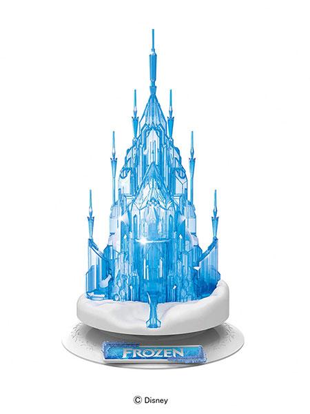Castle Craft Collection - Frozen Plastic Model(Back-order)(キャッスルクラフトコレクション アナと雪の女王 プラモデル)