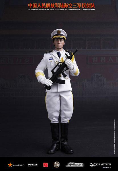 1/6スケール アクションフィギュア 中国人民解放軍海軍 儀仗兵(78029B)[DAMTOYS]【送料無料】《発売済・在庫品》, ハルキス:e45b1f47 --- adfun.jp