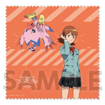 Digimon Adventure tri. - Multipurpose Cloth: Sora Takenouchi & Piyomon(Back-order)(デジモンアドベンチャー tri. マルチクロス 武之内空&ピヨモン)