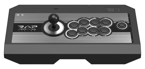 Real Arcade Pro.V Silent HAYABUSA for PlayStation4/3(Back-order)(リアルアーケードPro.V サイレント HAYABUSA for PlayStation4/3)
