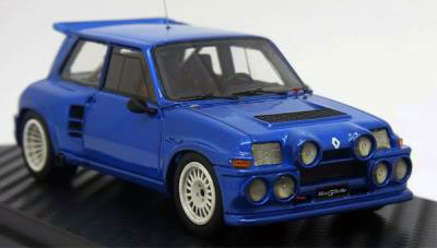 1/43 Renault 5 MAXI turbo Blue[ヘッドライナー]《取り寄せ※暫定》