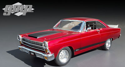 1/18 1967 Ford Fairlane - 1320 Drag Series - Red[gmp]《取り寄せ※暫定》