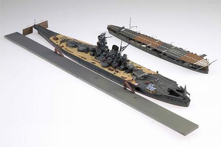 1/700 特シリーズSPOT 1號艦艤装 昭和16年9月20日 プラモデル (ブンカ流通限定)[フジミ模型]《取り寄せ※暫定》