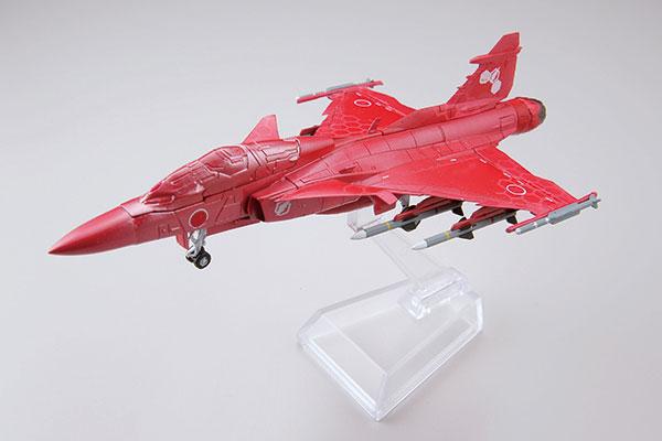 技MIX 技GAF04 1/144 ガーリーエアフォース JAS39D グリペン プラモデル(GiMIX GiGAF04 1/144 Girly Air Force JAS39D Gripen Plastic Model(Released))