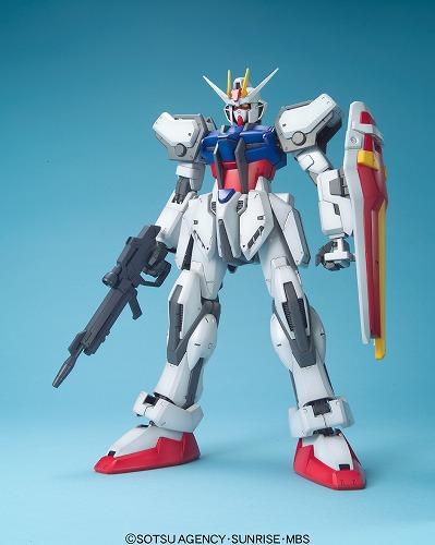 機動戦士ガンダムSEED 1/60 ストライクガンダム プラモデル(Mobile Suit Gundam SEED 1/60 Strike Gundam Plastic Model(Released))