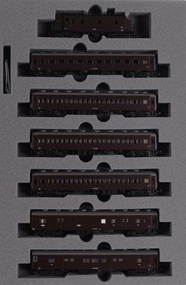 10-1320 スハ32系 中央本線普通列車 7両セット(特別企画品)(再販)[KATO]【送料無料】《05月予約》