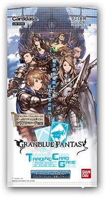 GRANBLUE FANTASY Trading Card Game Booster Pack 20Pack BOX(Released)(グランブルーファンタジー トレーディングカードゲーム ブースターパック 20パック入りBOX)