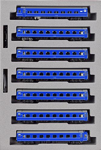 10-1360 14系15形寝台特急「あかつき」 長崎編成7両セット[KATO]《取り寄せ※暫定》