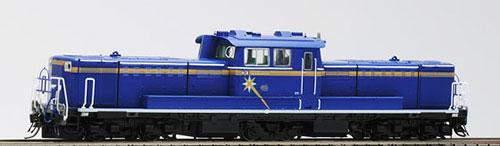 HO-204 JR DD51 1000形ディーゼル機関車(JR北海道色)[TOMIX]【送料無料】《取り寄せ※暫定》