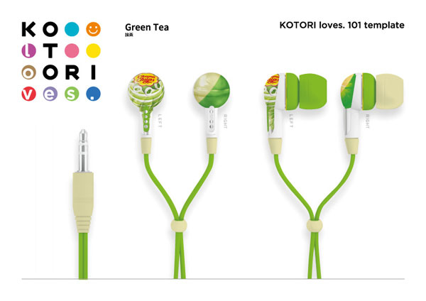 KOTORI loves. 101 Chupa Chups Matcha Latte Ver.(Released)(KOTORI loves. 101 チュッパチャプス Matcha Latte Ver.)