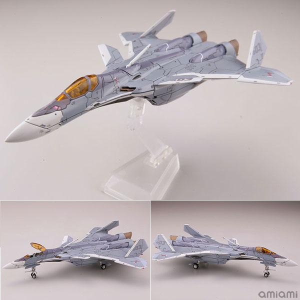 Macross Modelers x GiMIX Macross Delta GiMCR13 1/144 VF-31A Kairos Standard Use Fighter Mode Plastic Model(Released)(マクロスモデラーズ×技MIX マクロスΔ 技MCR13 1/144 VF-31A カイロス 一般機 ファイターモード プラモデル)