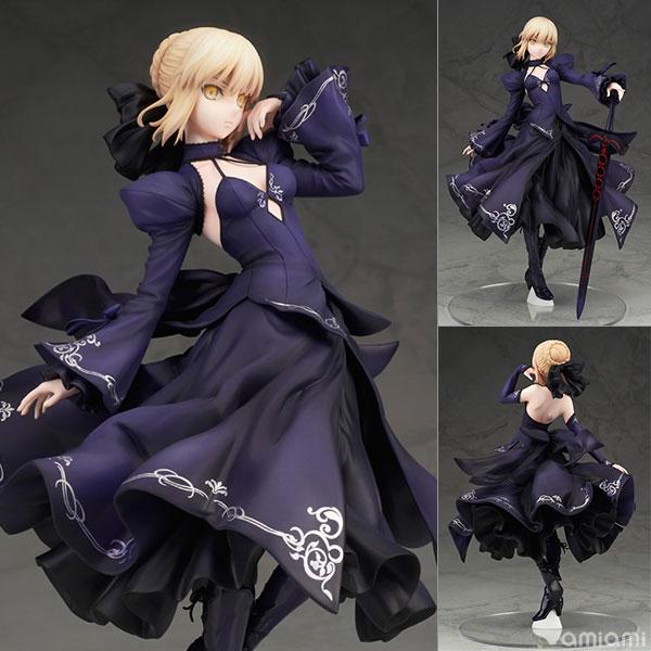 Fate/Grand Order セイバー/アルトリア・ペンドラゴン[オルタ] ドレスVer. 1/7 完成品フィギュア(再販)[アルター]《発売済・在庫品》