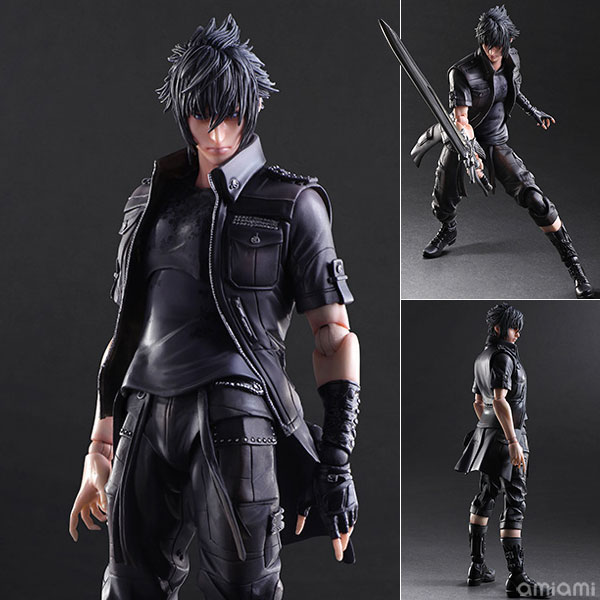 Play Arts Kai - Final Fantasy XV: Noctis(Released)(プレイアーツ改 FINAL FANTASY XV ノクティス)