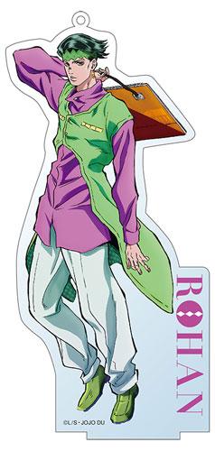 "TVアニメ「ジョジョの奇妙な冒険 ダイヤモンドは砕けない」 BIGアクリルスタンド (4)岸辺露伴(TV Anime ""JoJo's Bizarre Adventure Diamond Is Unbreakable"" - BIG Acrylic Stand (4) Rohan Kishibe(Back-order))"