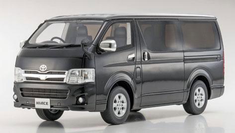 全商品オープニング価格! KYOSHOオリジナル samurai GL 1 samurai/18 Super Toyota Hiace Super GL (ブラックマイカ)[京商]《取り寄せ※暫定》, トネマチ:90ab0be0 --- kventurepartners.sakura.ne.jp