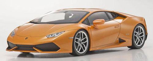 KYOSHOオリジナル OUSIA 1/18 Lamborghini Huracan (パールオレンジ)[京商]《取り寄せ※暫定》