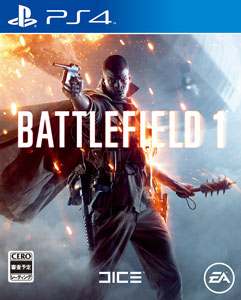 PS4 Battlefield 1(Released)(PS4 バトルフィールド 1)