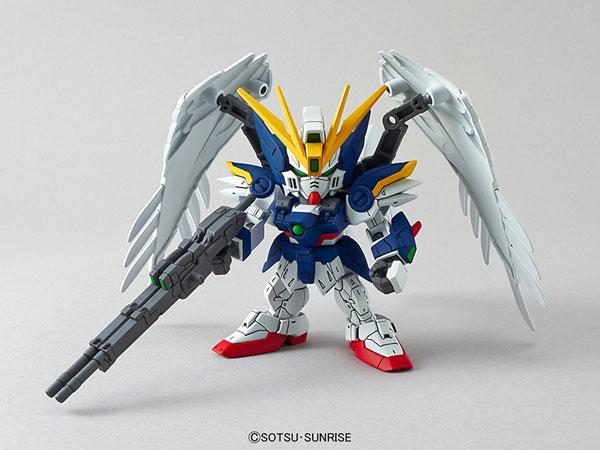 SD Gundam EX-Standard - Wing Gundam Zero EW Plastic Model(Back-order)(SDガンダム EXスタンダード ウイングガンダムゼロ EW プラモデル)